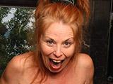 Blonde schoolgirl groped in la bus
