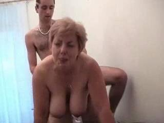 Sex Movie of Hardcore Granny Sex