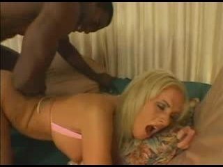Porn Tube of Beautiful Caley Ass Ravaged By A Big Black Cock