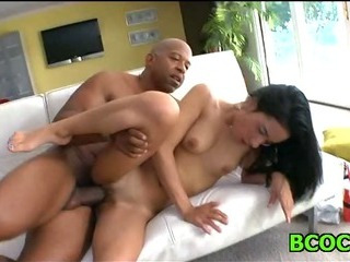 Porn Tube of Check Up Interracial Sex