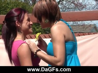 Porno Video of Lesbians Have A Squirt Party