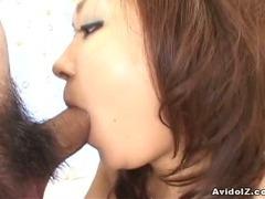 Beautiful Haruka Kaede fucked really hard
