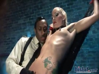 Porn Tube of Angel Gets Punished