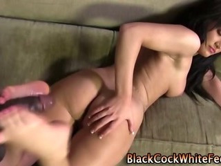 Sex Movie of Fetish Of The Interracial Foot Kind Gets Nice And Wild
