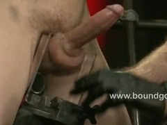 Noah Brooks begs for his masters cock