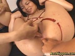 Chiharu Sakura Hot Asian Slut Who Enjoys