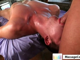 Porno Video of Massagecocks Big Cock Tissue Massage.p7