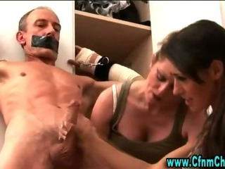 Porn Tube of Femdom Cfnm Amateur Bitches