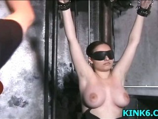 Porno Video of He Demonstates Torture Abilities