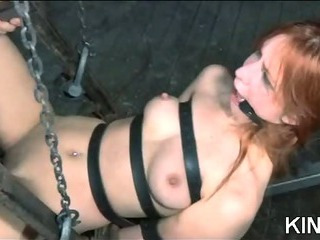 Porno Video of Hot Submissive Slut Bound