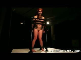 Porno Video of Misti Dawn Explores Her Fetish Side