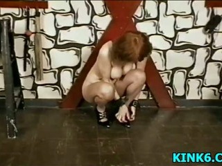 Porno Video of Bound And Restrained Girl