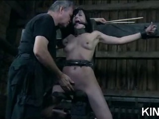 Porn Tube of Beautiful Tits In Bondage