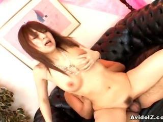 Porno Video of Sexy Big Tit Nanami Takase Hardcore With Creampie!