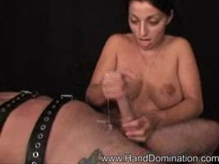 Porno Video of Handjob And Creampie