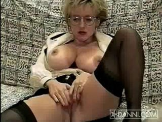Porn Tube of Danni's Home Movie 1