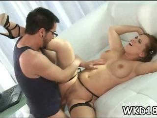 Porno Video of Pretty Gal Getting Fucked