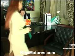 Lillian&Klaris pussyloving mature on video