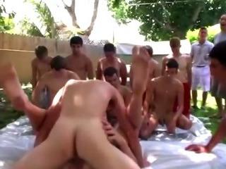 Porno Video of Hazed Teen Ass Fucked