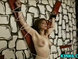 Porn Tube of Chick Severely Punished