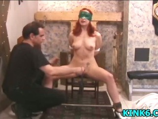Porno Video of Girl On The Wheel Of Pain