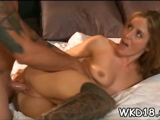Sex Movie of Rod Stuffs Mouth And Cunt