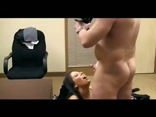 Porn Tube of Backroom Squirting Surprise
