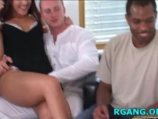 Porno Video of Wonderful Group Sex Scene