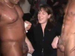 Drunk Girls Cock Teasing