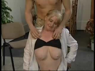 Porno Video of Mature Video 247