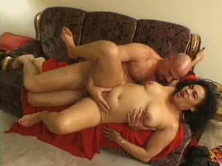 Porno Video of Mature Hairy Latina Boned