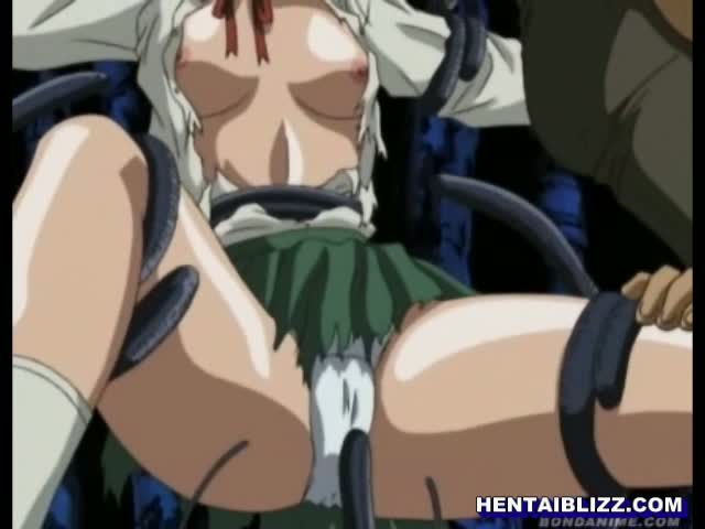 Hentai tentacle wach