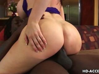 Porno Video of Busty Whore Daphne Rosen Interracial Sex!