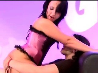 Porn Tube of Bukkake Fetish Cum Slut Fuck Suck And Facial