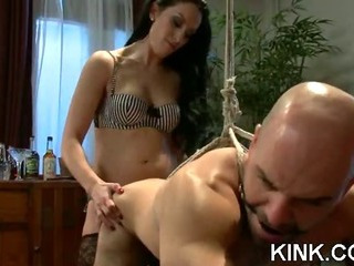 Porn Tube of Pretty Hot Babe Gets Punished