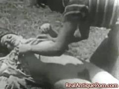 Antique Outdoor Porn of 1915!