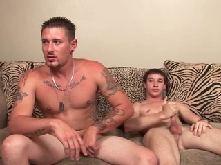 Porno Video of Str8 Rough Redneck Sucks A Dude's Cock And Fucks A Dude's Butt. Says It's All For The Cash.