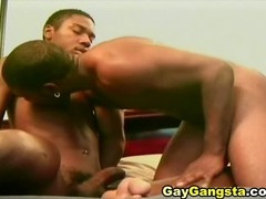 Raw And Raunchy Ebony Gays