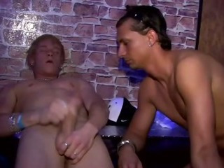 Porno Video of The Party Is Cumming To And End As Guys Blow Their Loads