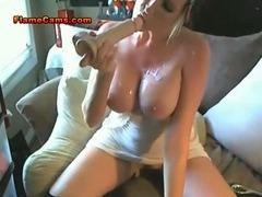 Big Tits MILF Wild Sex Show