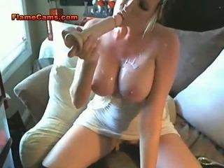 Porn Tube of Big Tits Milf Wild Sex Show