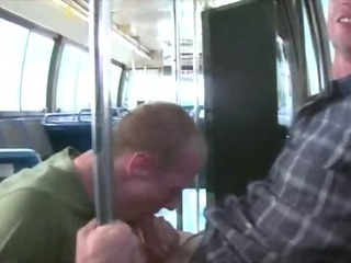 Porno Video of These Guys Are Up To Something On The Public Bus