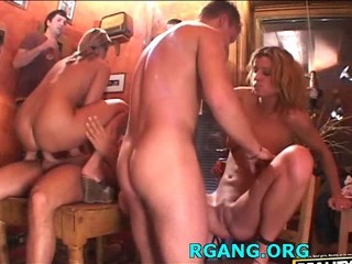 Porno Video of Men And Gals On Sex Party