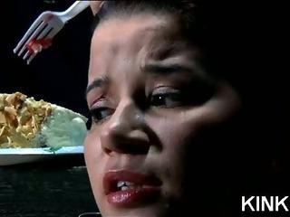 Porno Video of Wild Nose Bondage Shot