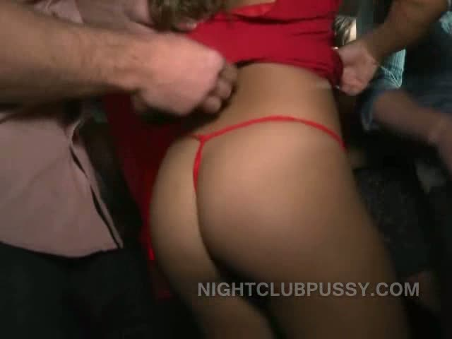 Hot girl rubbing cock
