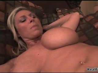 Porno Video of Super Hot Brunette Teen Babe Enjoying