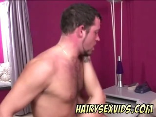 Porno Video of Hairy Big Tits Blonde Humping