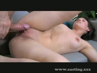 Porno Video of Casting 18 Y/o First Time Facial