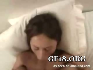 Sex Movie of Cutie Poses And Sucks