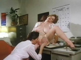 Porno Video of Vintage Hairy Broads Eat Pussy